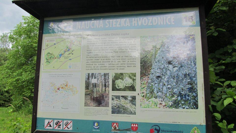 Přírodní památka Otická sopka