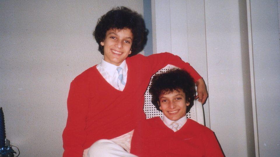 Z rodinného archivu rodinny Bubeníčků