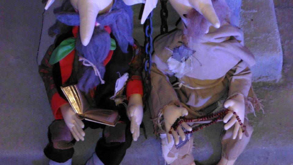 Picmochové - skřítci z bíloveckého muzea