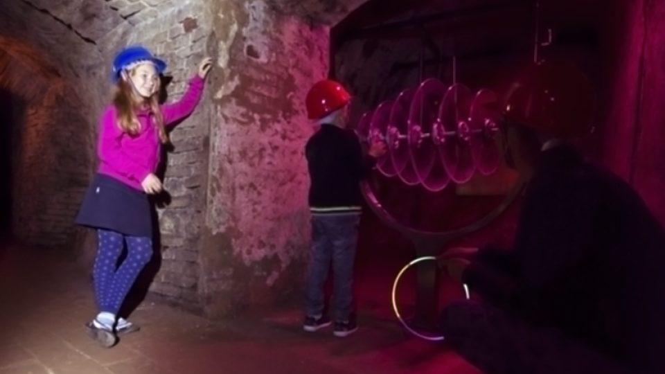 Interaktivní benešovské podzemí
