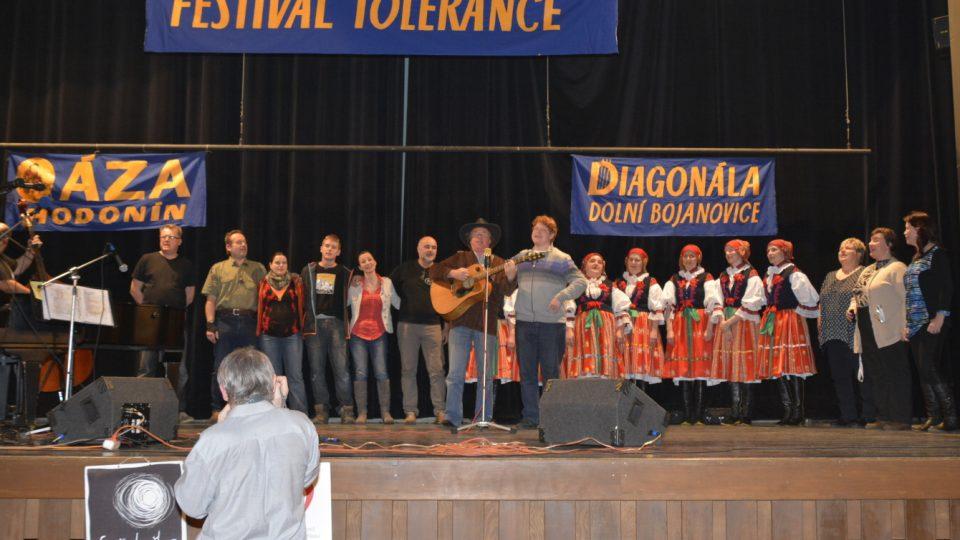 Festival tolerance, Oáza Hodonín