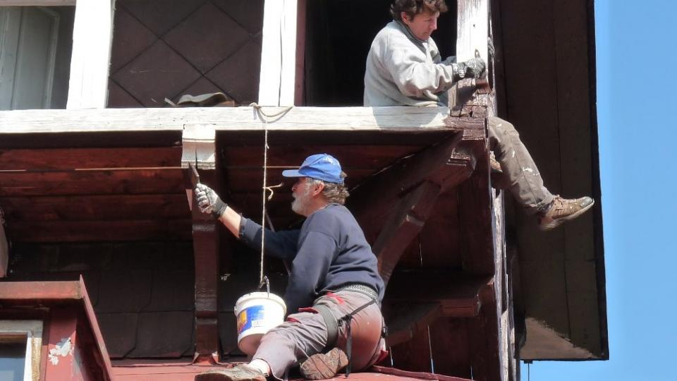 S obnovou už pomohlo na 90 dobrovolníků
