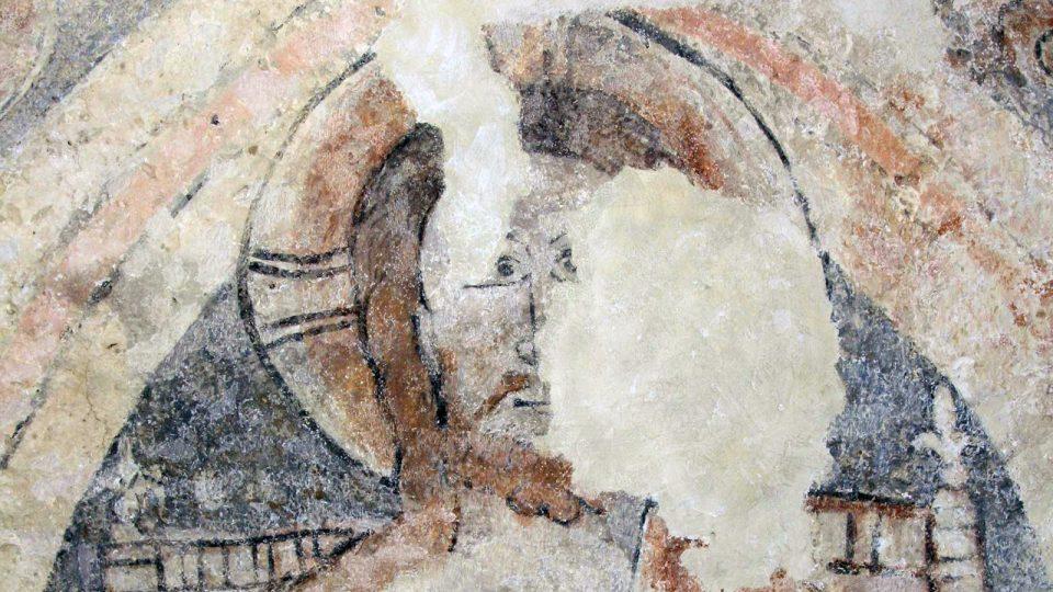Z průběhu restaurování a rekonstrukce kostela v Hrozové