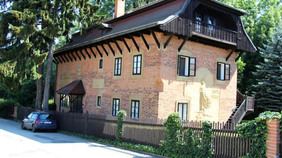 Bílkův dům v Chýnově