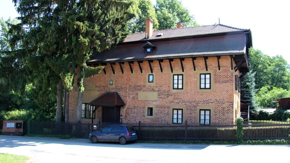 Chýnovský dům Františka Bílka