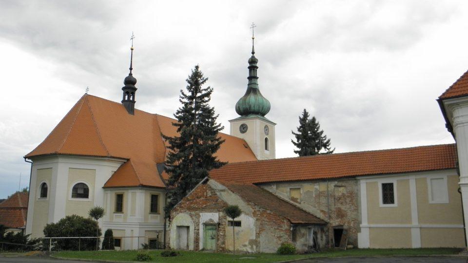 Konice - kostel