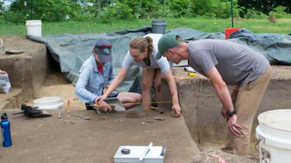 definice stratigrafického datování