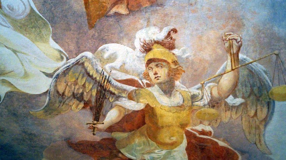 Anděl po restaurování