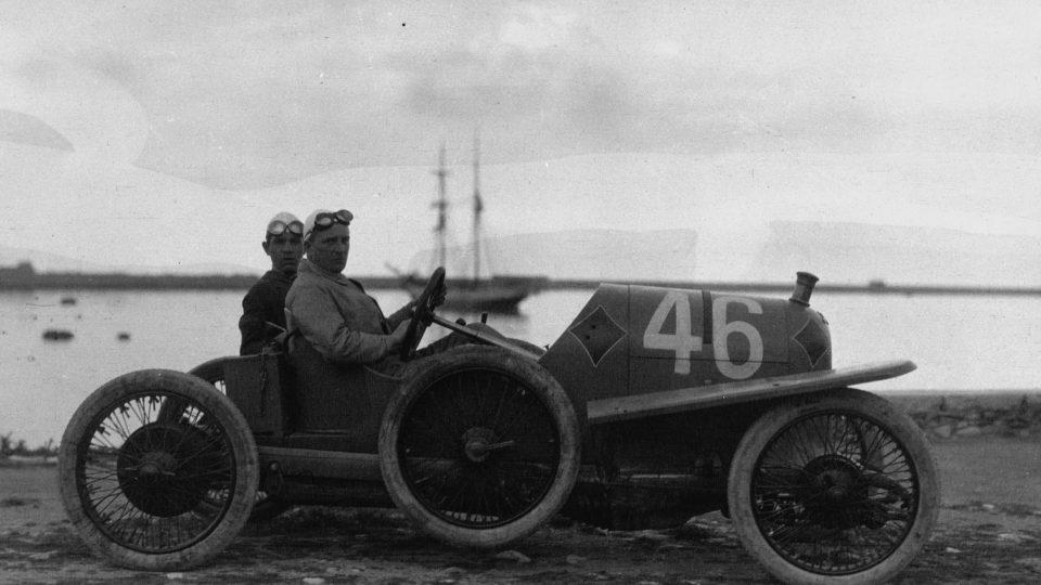 Austro-Daimler (na Targa Florio 1922)