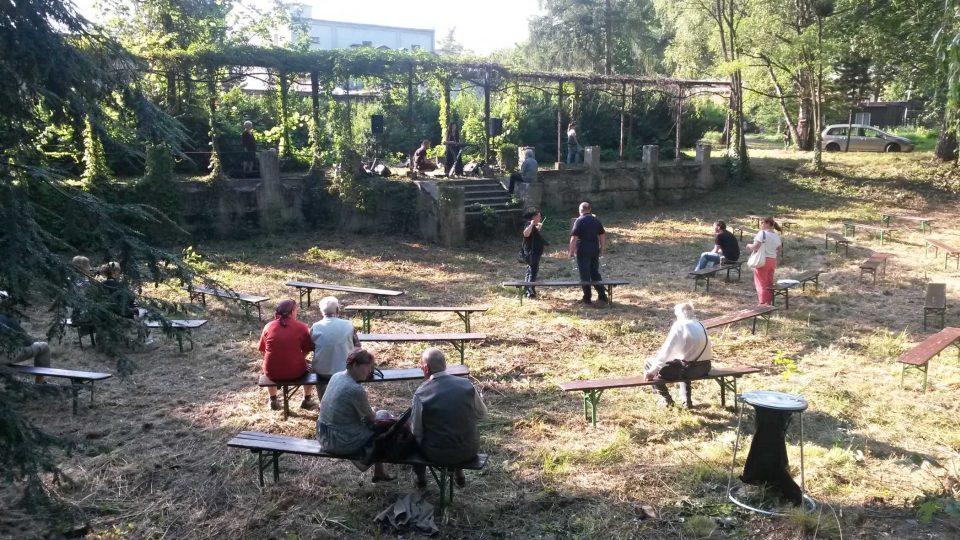 Landsbergerův park ve Frýdku-Místku