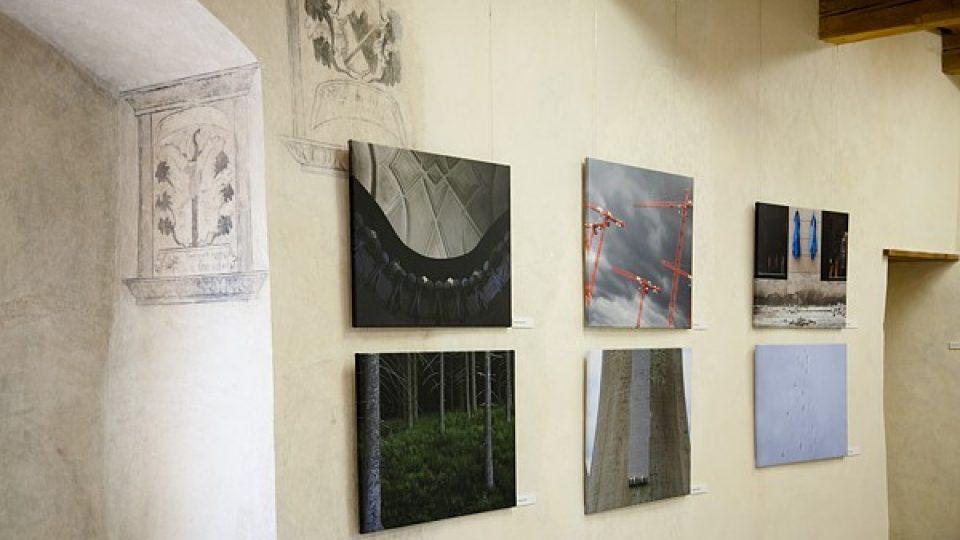Mezi nebem a zemí, Robert Rambousek, Galerie Klenová