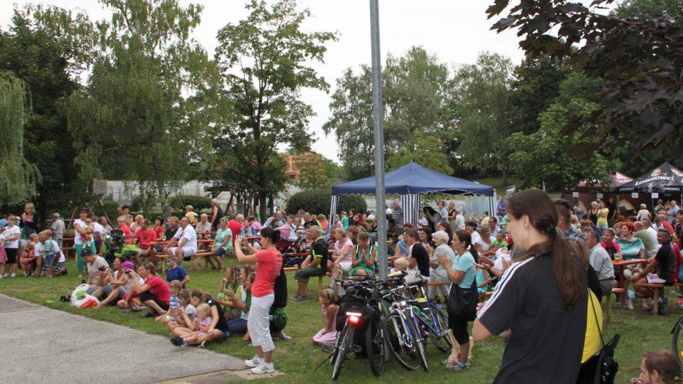 Ve Skalce si odpoledne s Českým rozhlasem Olomouc užila spousta lidí
