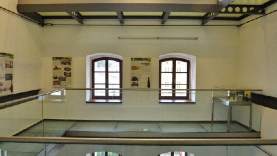 Kulturní centrum pivovar Domažlice, které vzniklo v rekonstruovaných prostorách domažlického pivovaru