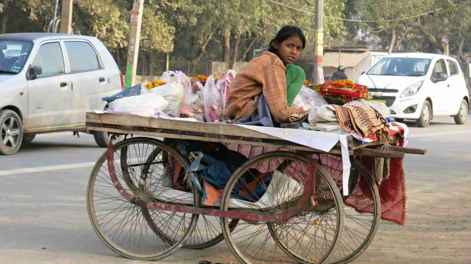 Život v Indii vypadá pro nás velmi exoticky