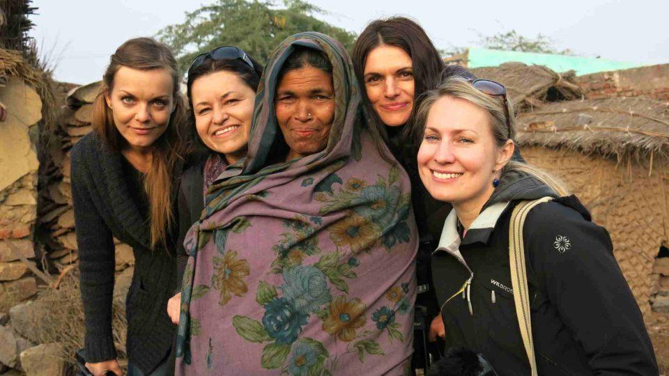 Češky, které se ženám z rozvojových zemí snaží pomáhat (mj. i Markéta Kutilová nebo Lenka Klicperová)