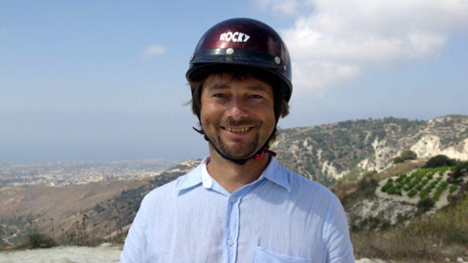 Štěpán Macháček vyráží na týdenní cestu po Kypru