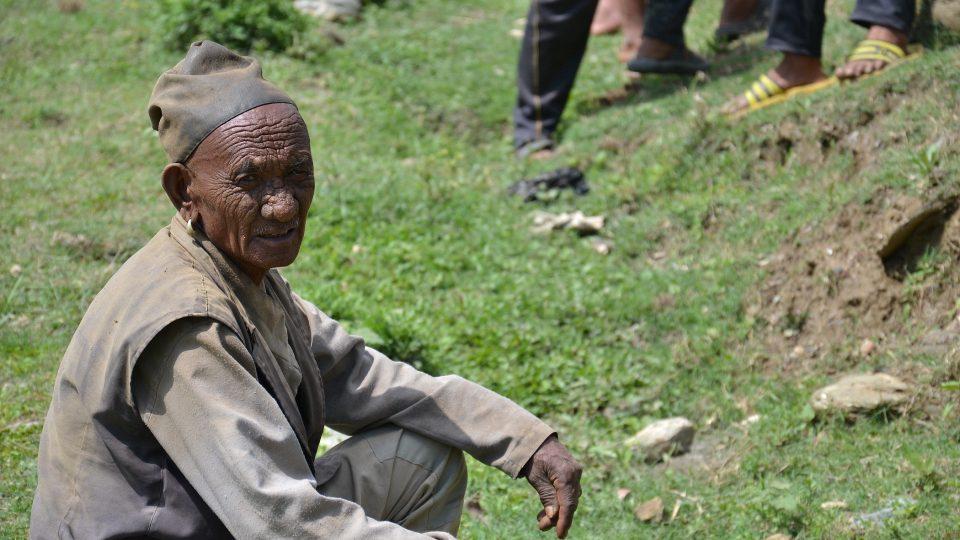 Nepál: Sinpalčuk 2015
