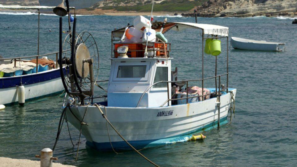 Šéf restaurace kupuje ryby ráno přímo od místních rybářů