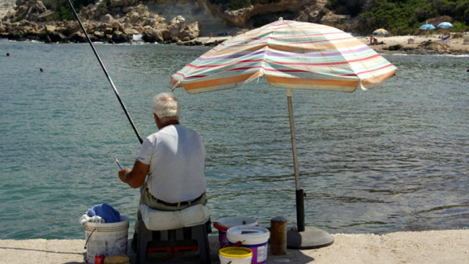 Tradiční rybolov v malém
