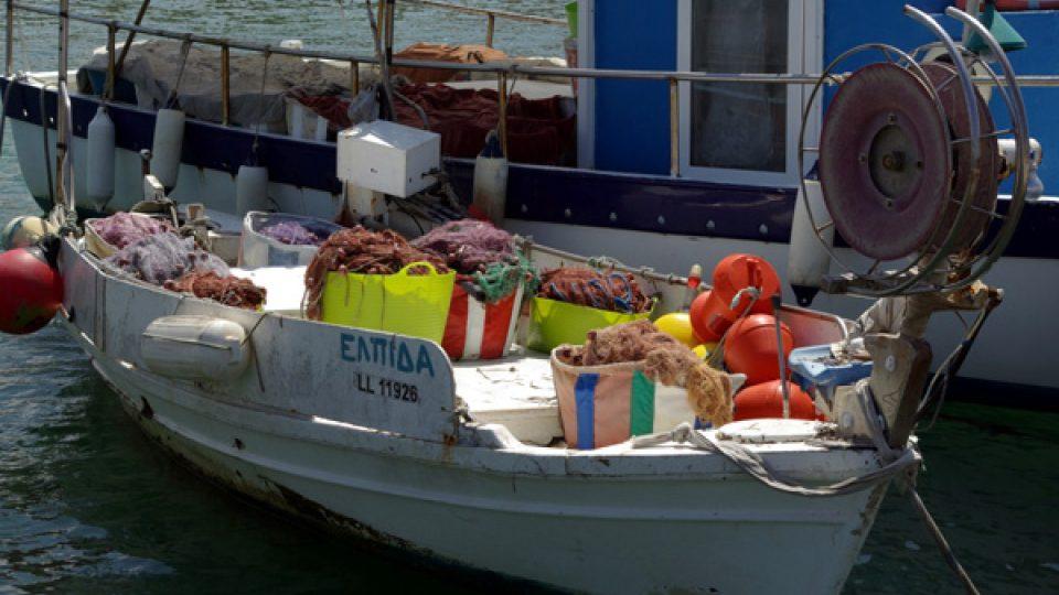 Když to dovoluje počasí, vyráží se na ryby každý den