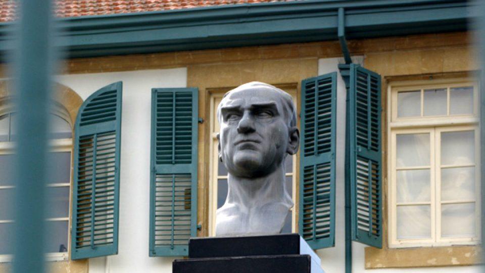 Mustafa Kemal Atatürk nesmí chybět ani na severu Kypru