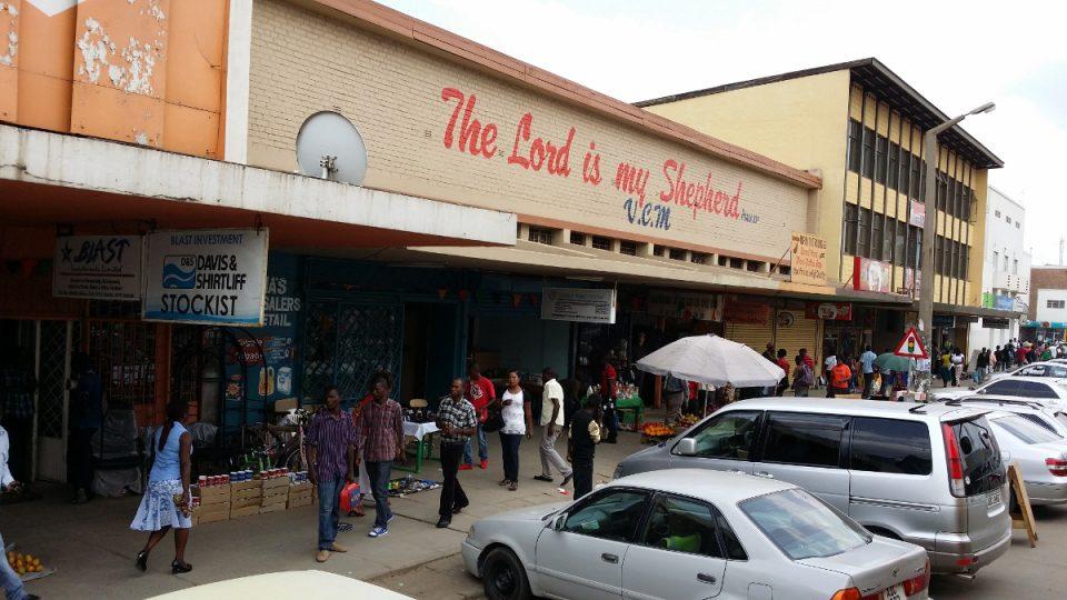 Centrum Kitwe