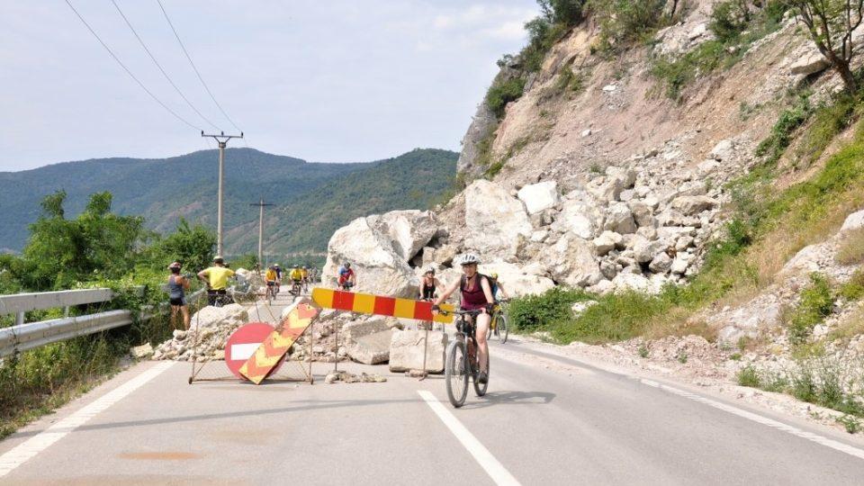 Banátem na kole přes české vesnice