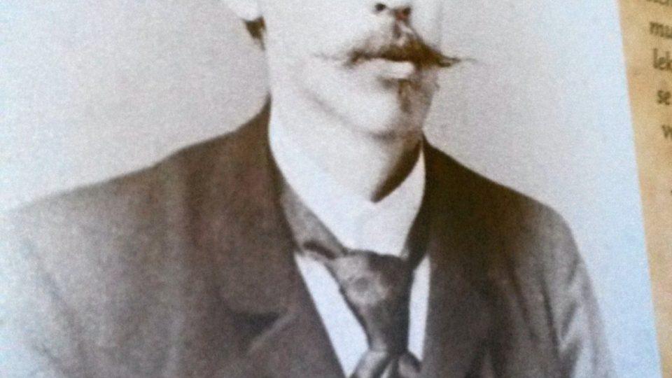 Portrét Josefa Seyfrieda