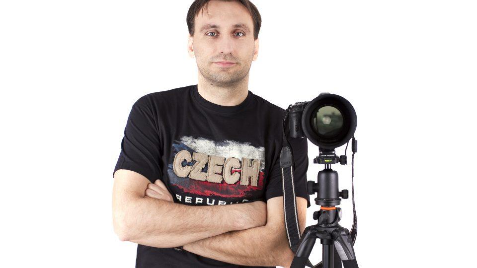 Fotograf a cestovatel Jaroslav Bouzek