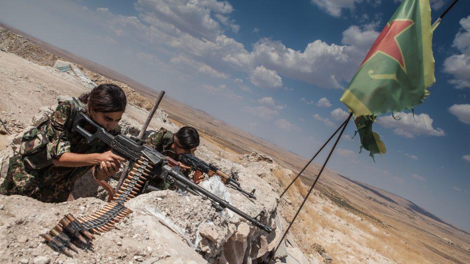 Sýrie, Kobani