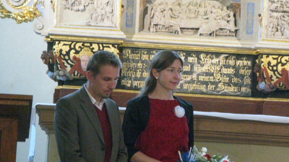 Manželé Prouzovi, kteří už 8 let zachraňují parostrojní pivovar v Lobči