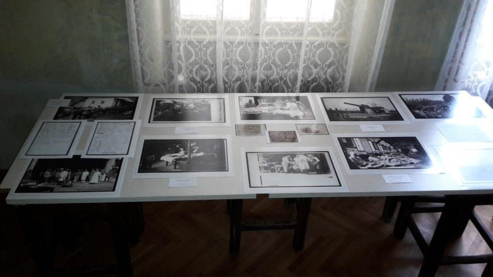 V muzeu se dozvíte i spoustu zajímavostí z dobových fotografií