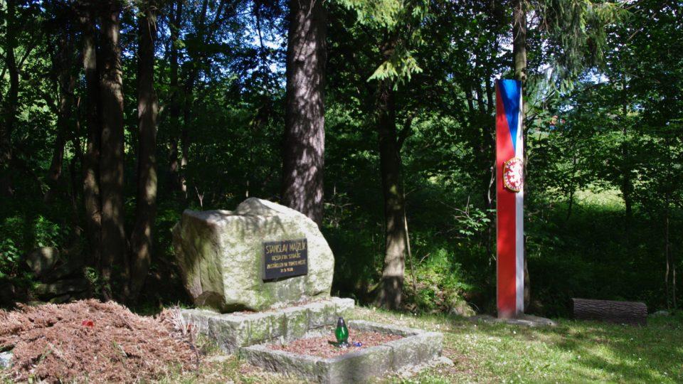 Finanční dozorce Stanislav Majzlík padl u Nových Vilémovic už v noci z 21. na 22.září 1938