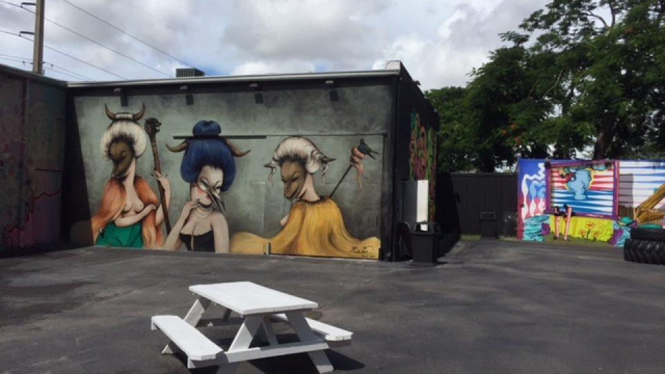 V Miami se dnes objevuje generace umělců, kteří se tu narodili, vystudovali a mají svou vlastní identitu. To se projevuje i v umění
