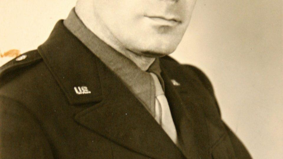 František Lederer ve službách americké armády v době práce u norimberského tribunálu