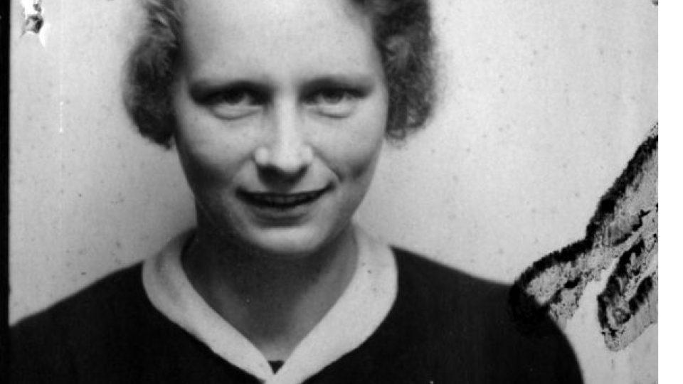 Hedwiga Potthasová, sekretářka a milenka Heinricha Himmlera