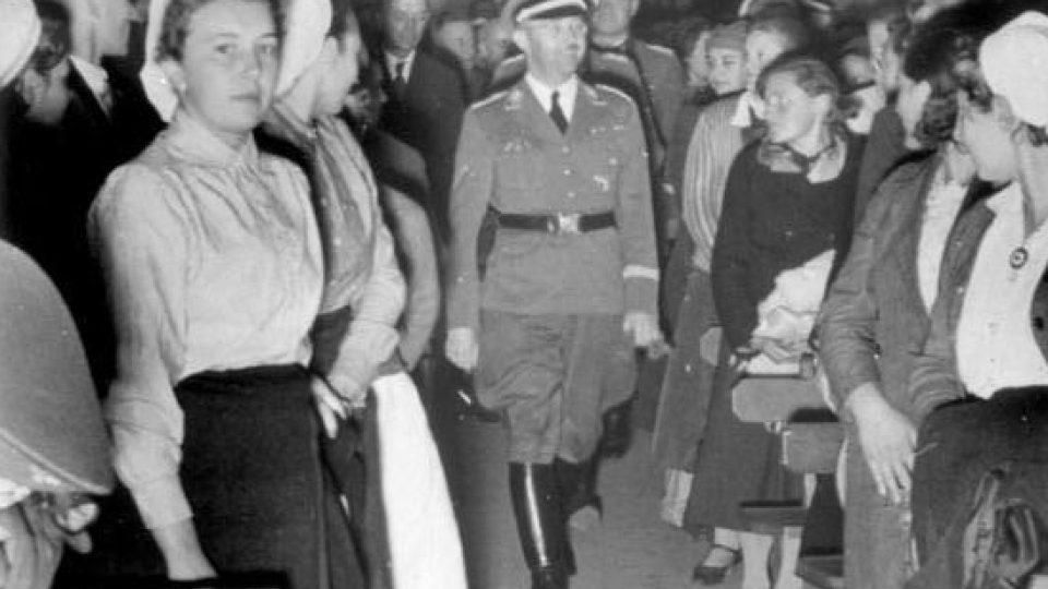 Heinrich Himmler mezi německými ženami