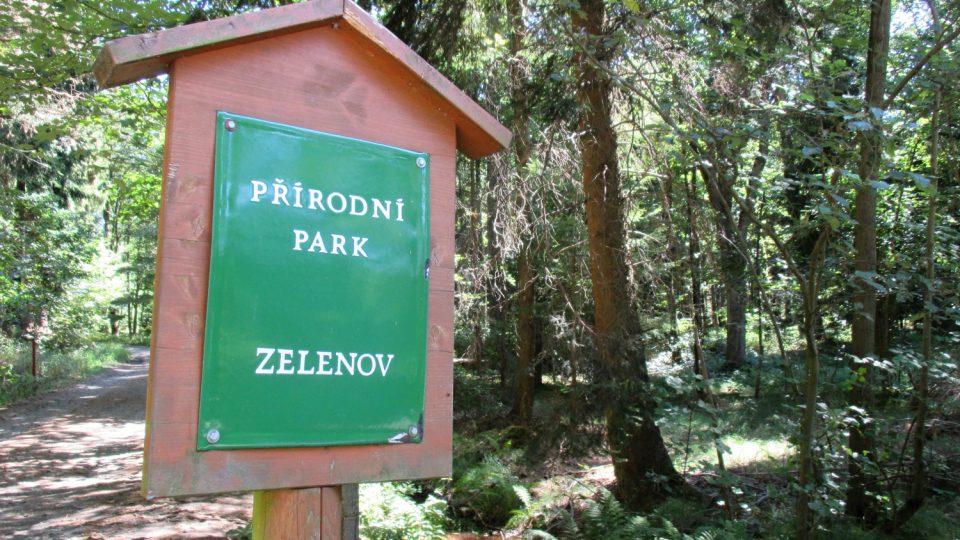 Přírodní park Zelenov