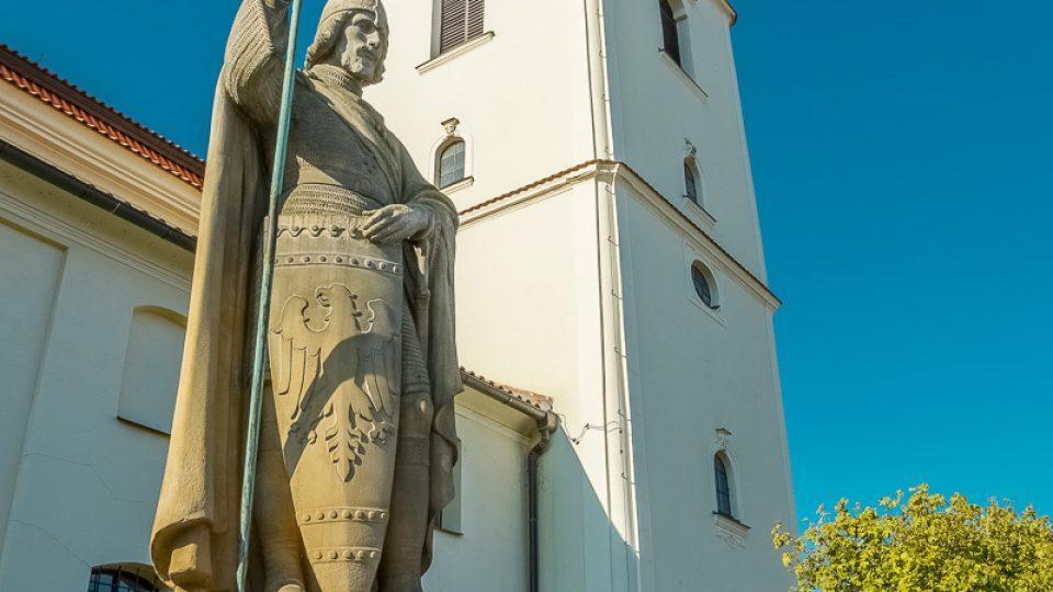 Kostel sv. Václava ve Voticích