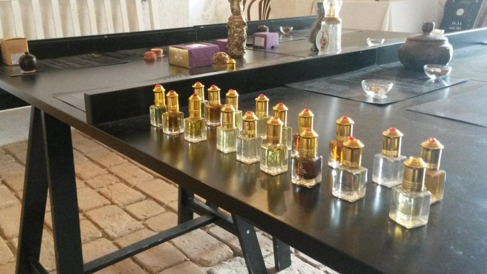 V klášteře v Kladrubech otevřeli speciální expozici věnovanou vůním a parfémům