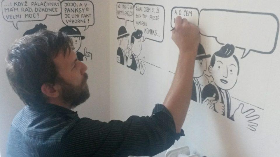 Brno hostí první ročník mezinárodního komiksového festivalu