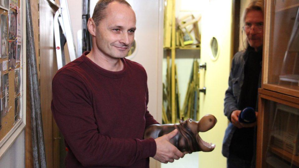SDH Borovany bojuje v soutěži Dobráci roku. Jan Nýdl dříve ve sboru působil jako trenér, nyní je režisérem Hrošího prozatímního divadla