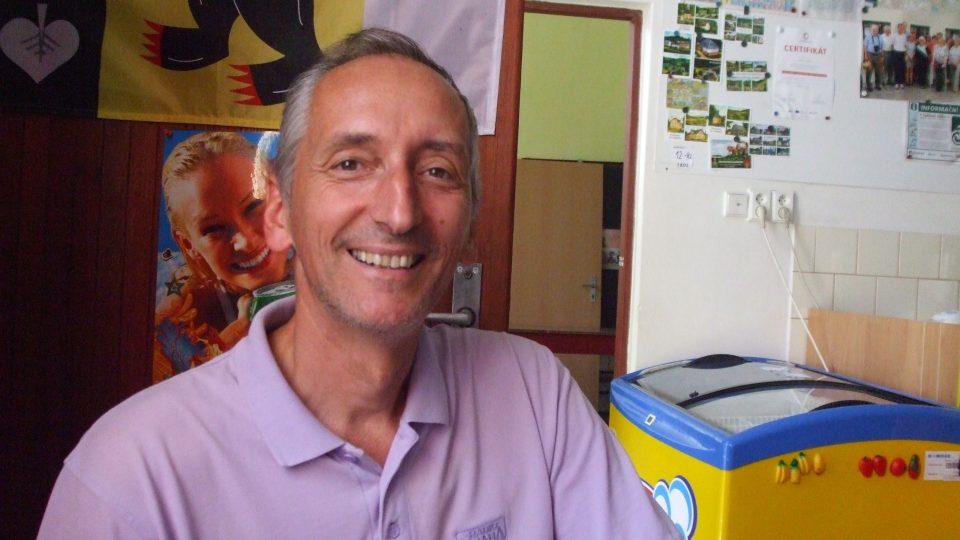 Muzeum vytěhovalectví do Brazílie,  ing.Petr Polakovič