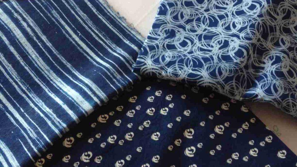 Nové vzory modrotisku