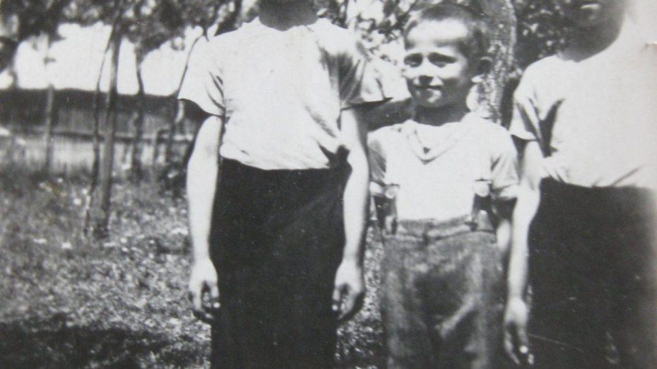 Bratři Václav, Vojtěch a Jan Mastných v době 2. světové války