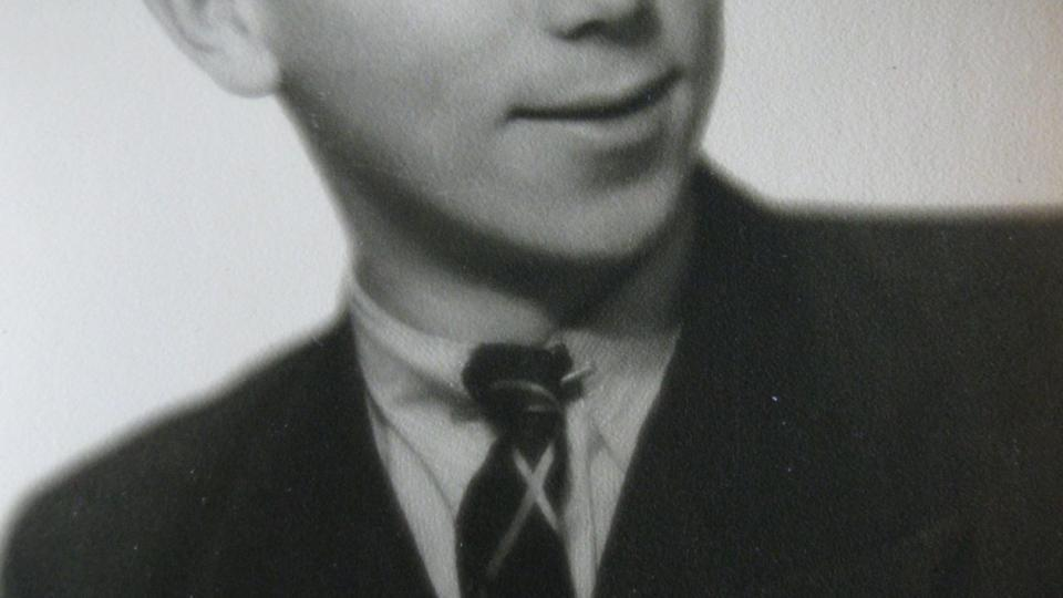 Jan Mastný v 50. letech