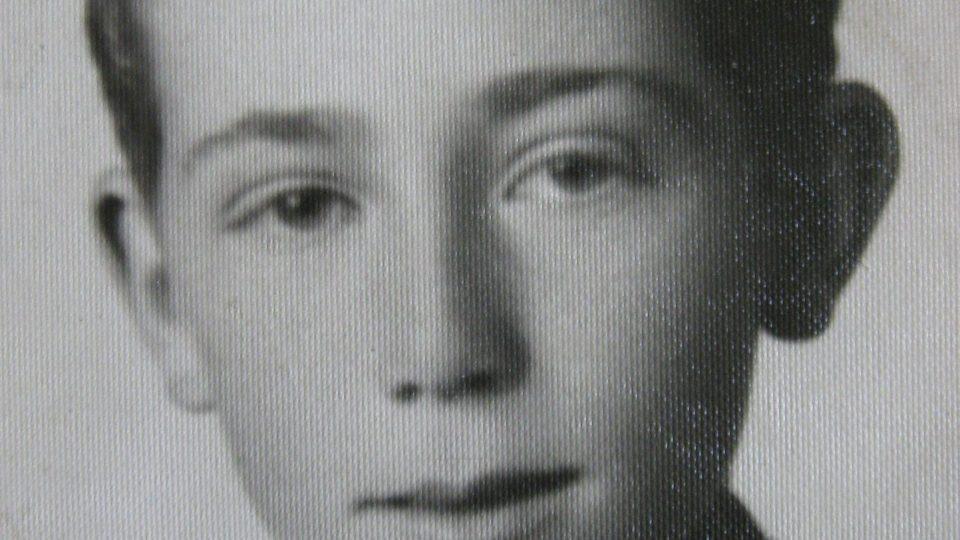 Jan Mastný v době 2. světové války