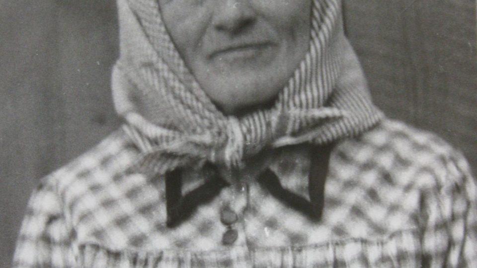 Marie Mastná