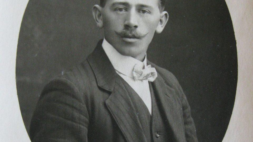 Sedlák Josef Mastný