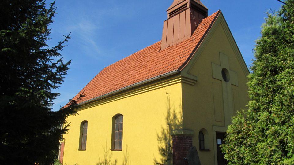 Kaple v Kopytově je nově zrekonstruovaná